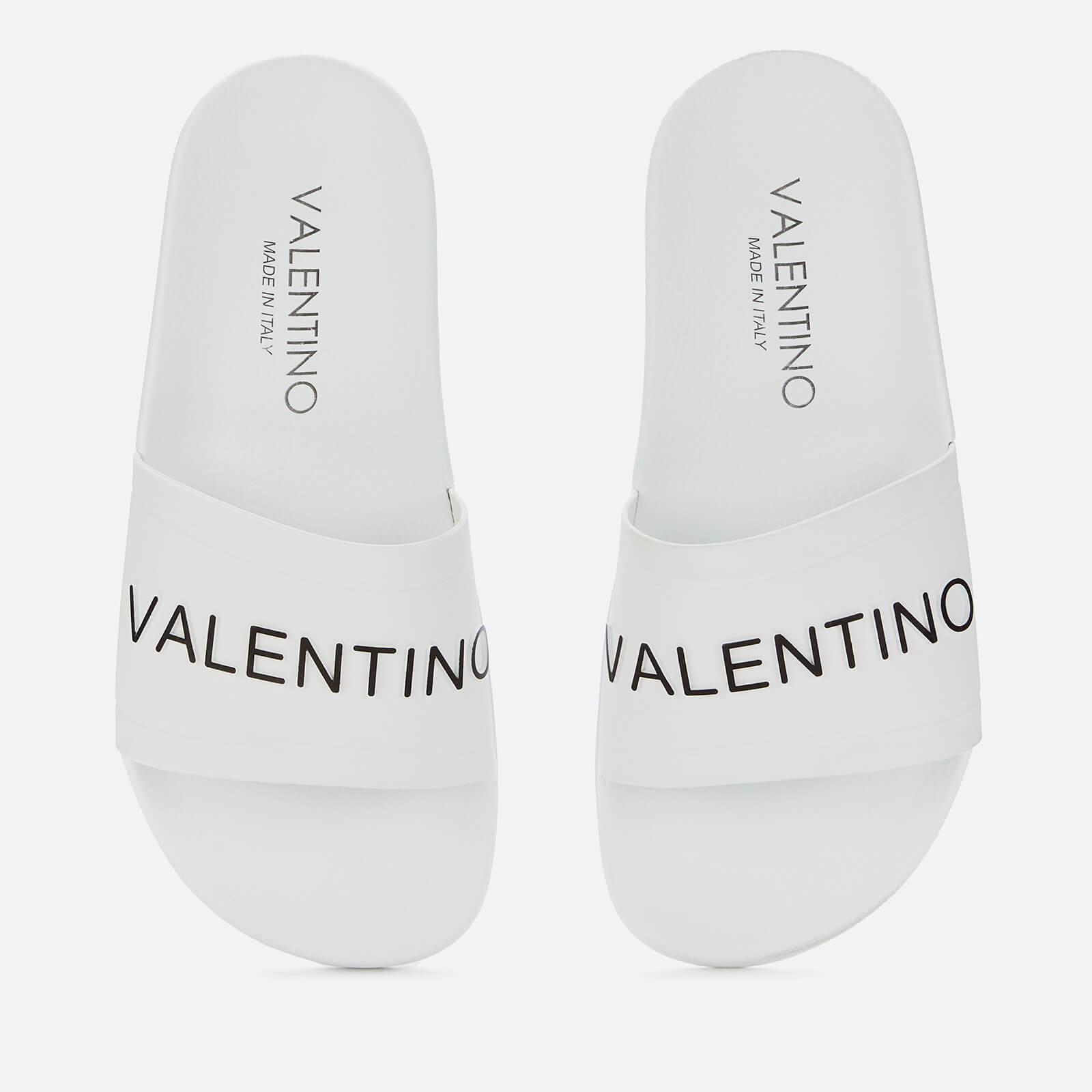 Valentino Shoes Women's Slide Sandals - White - UK 4