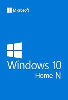 Microsoft Windows 10 Home N (PC) - Microsoft Key - GLOBAL