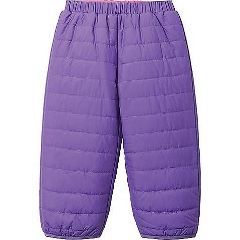 Columbia Kid's Double Trouble Pant Grape Gum/Pink Ice