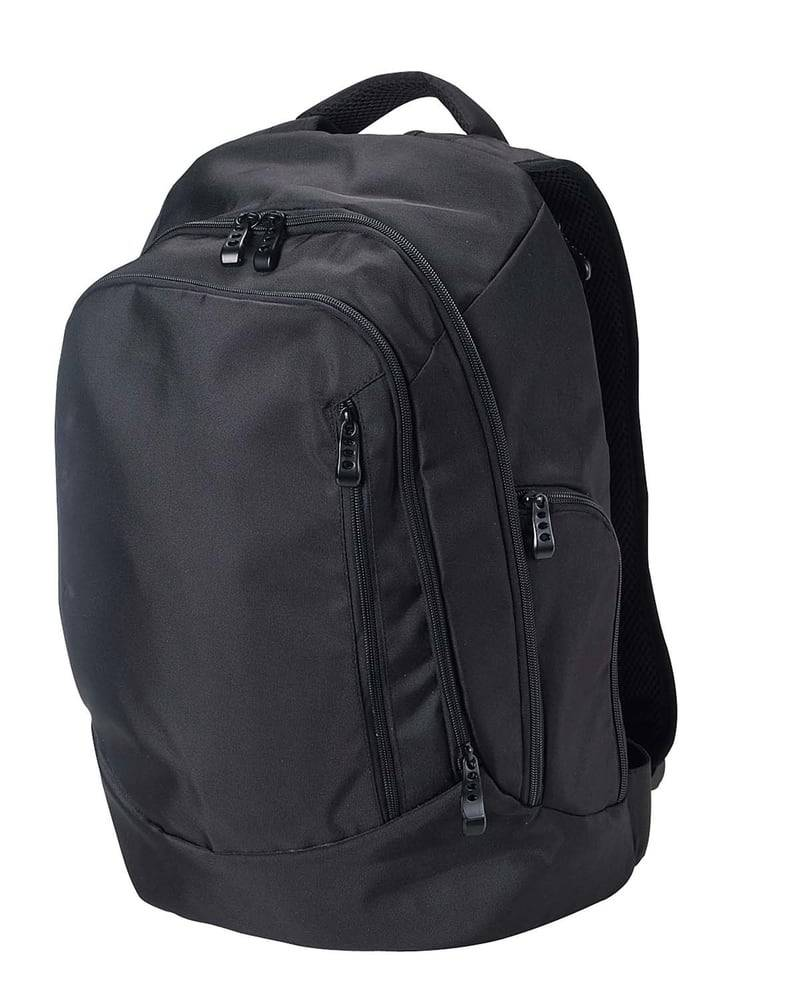 Tech Backpack Black - BAGedge BE044 - Size OS