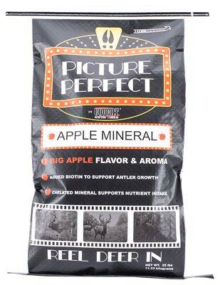 Apple Covert Scouting Picture Perfect Apple Mineral Deer Supplement