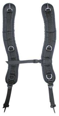 Outcast Backpack Straps