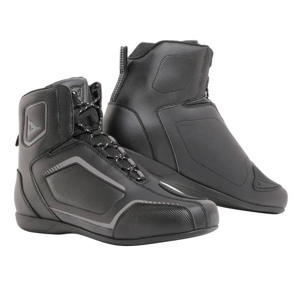 RAPTORS SHOES - BLACK/BLACK/ANTHRACITE - Size: 46