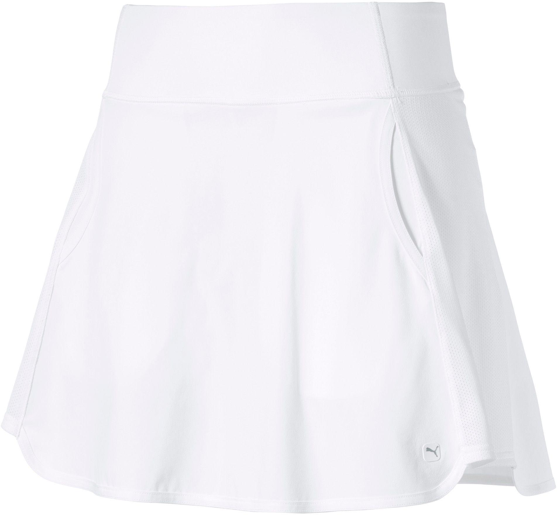 Women's Fashion PWRSHAPE 16''-18'' Golf Skort, XL LONG, Bright White
