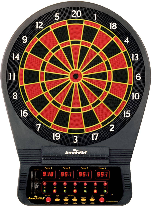 Arachnid CricketPro 650 Electronic Dartboard
