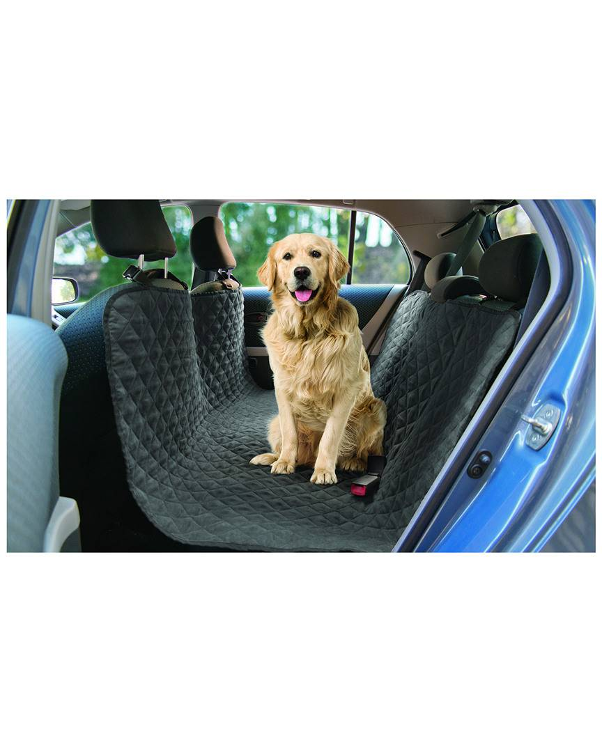 CoPilot Quilted Microsuede Car seat Cover - Size: On Size