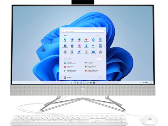 All-in-One Computer & Display 27-dp0170z AMD Ryzen 5 Processor Windows 10 Home 64 512 GB SSD AMD Rad