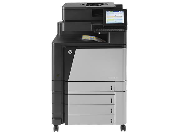 Printer Color LaserJet Enterprise flow MFP M880z 8