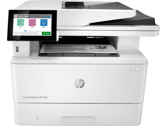 Printer LaserJet Enterprise MFP M430f V Display 3PZ55A#BGJ -