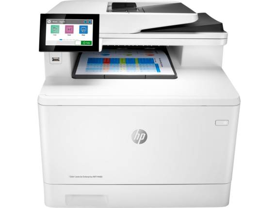 Printer Color LaserJet Enterprise MFP M480f V Display 3QA55A#BGJ -