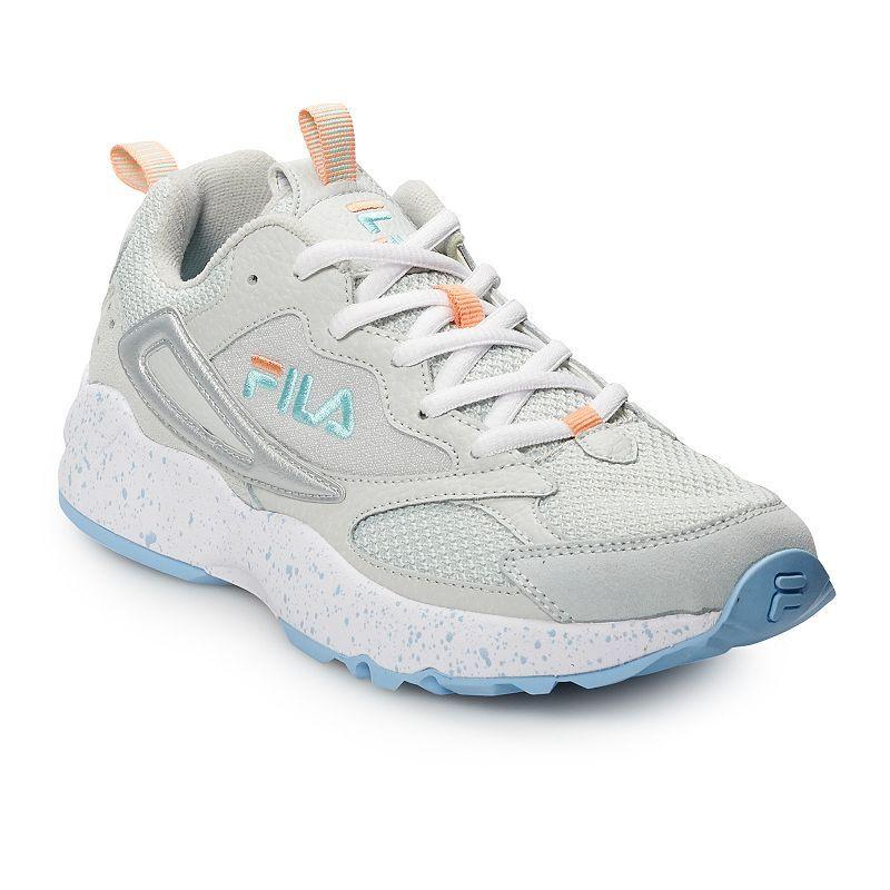 FILA Dryft Women's Fashion Sneakers, Size: 9, Grey