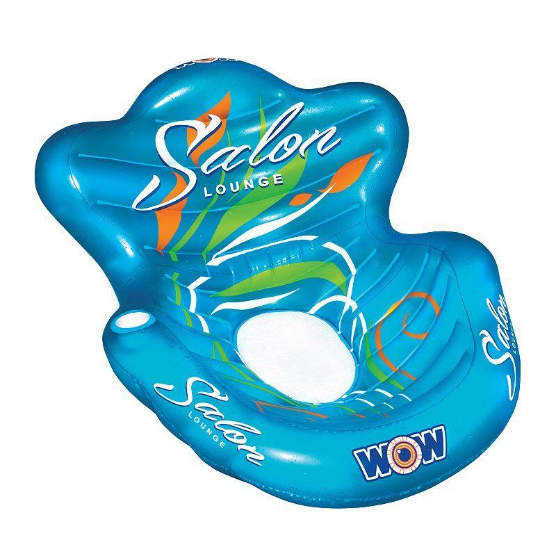 Wow Toys Sports Salon Lounge Pool Float, Multicolor