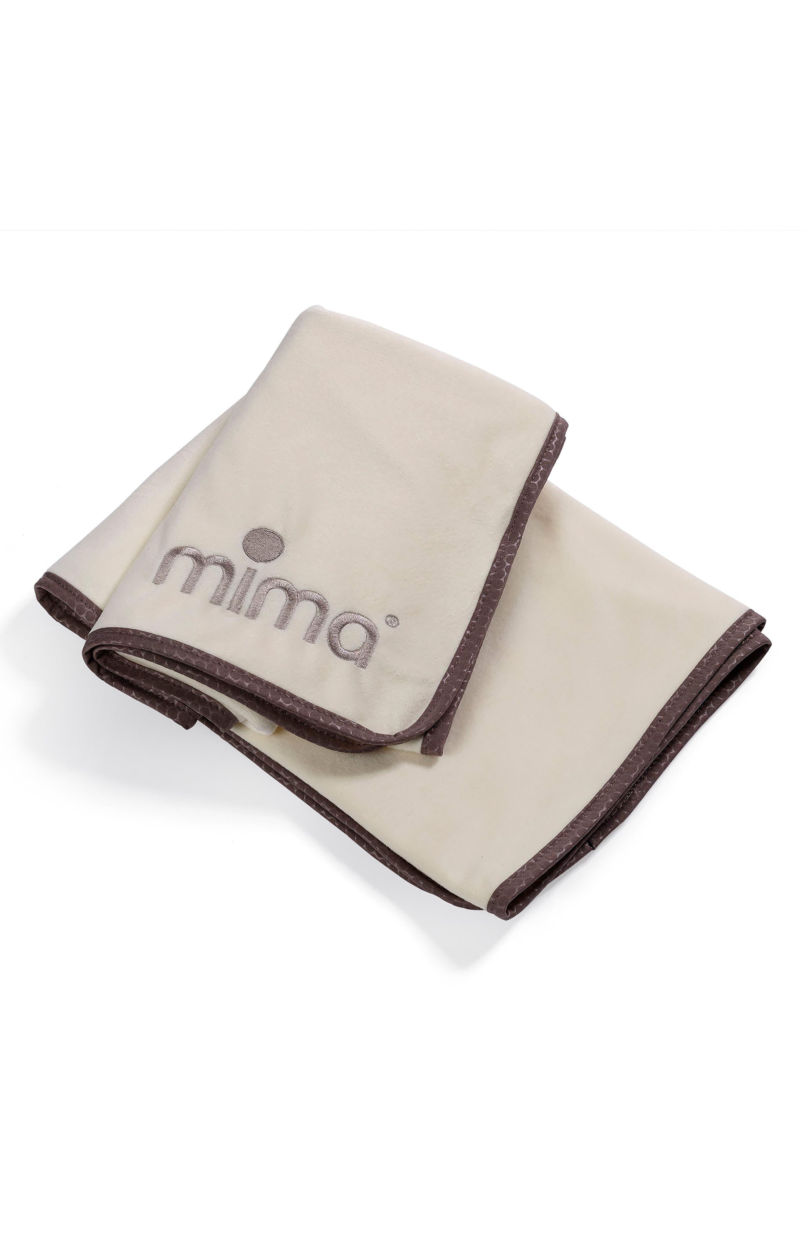 Mima Stroller Blanket, Size One Size - Beige