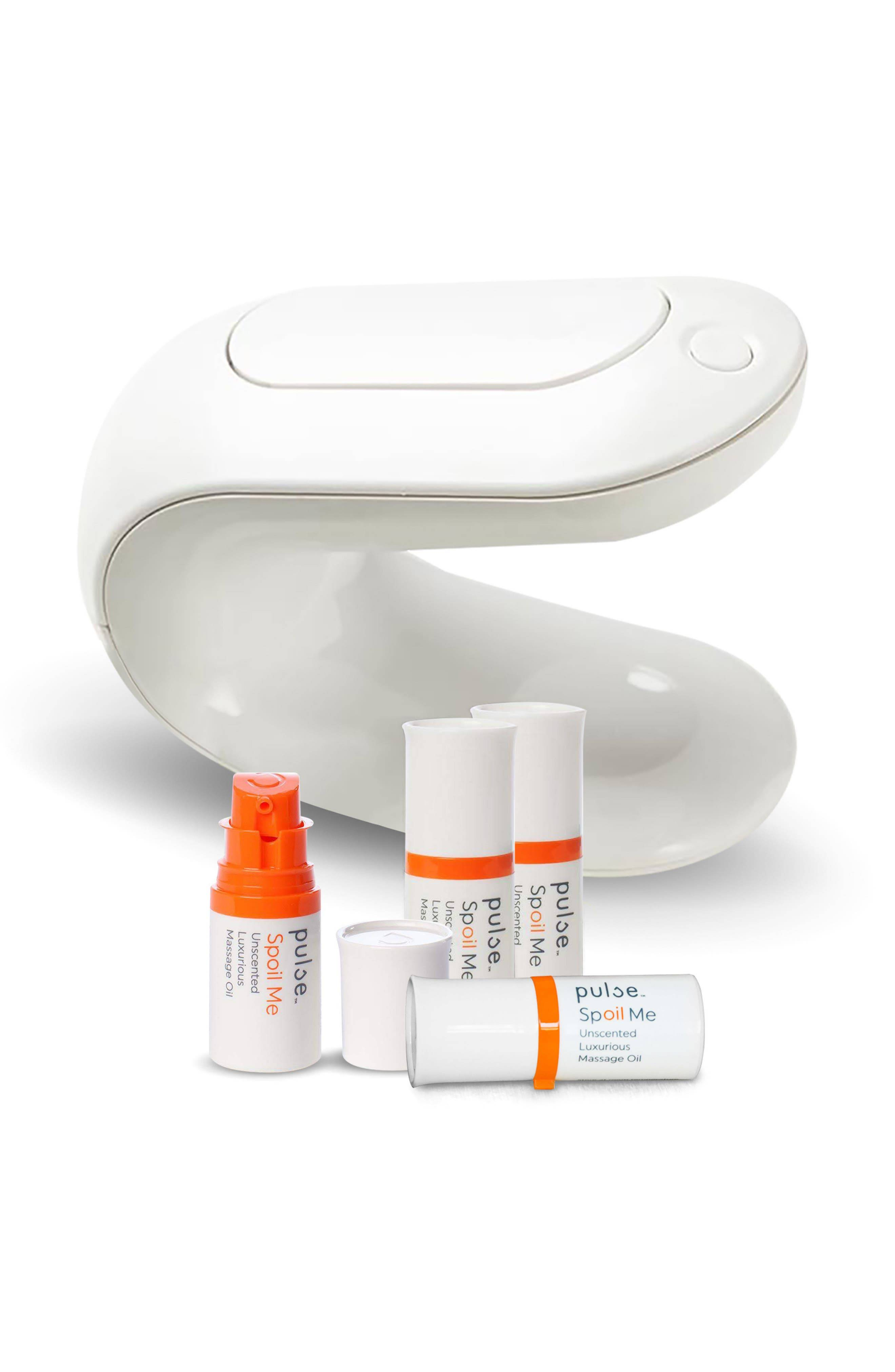 Pulse Personal Lube And Massage Oil Warming Dispenser