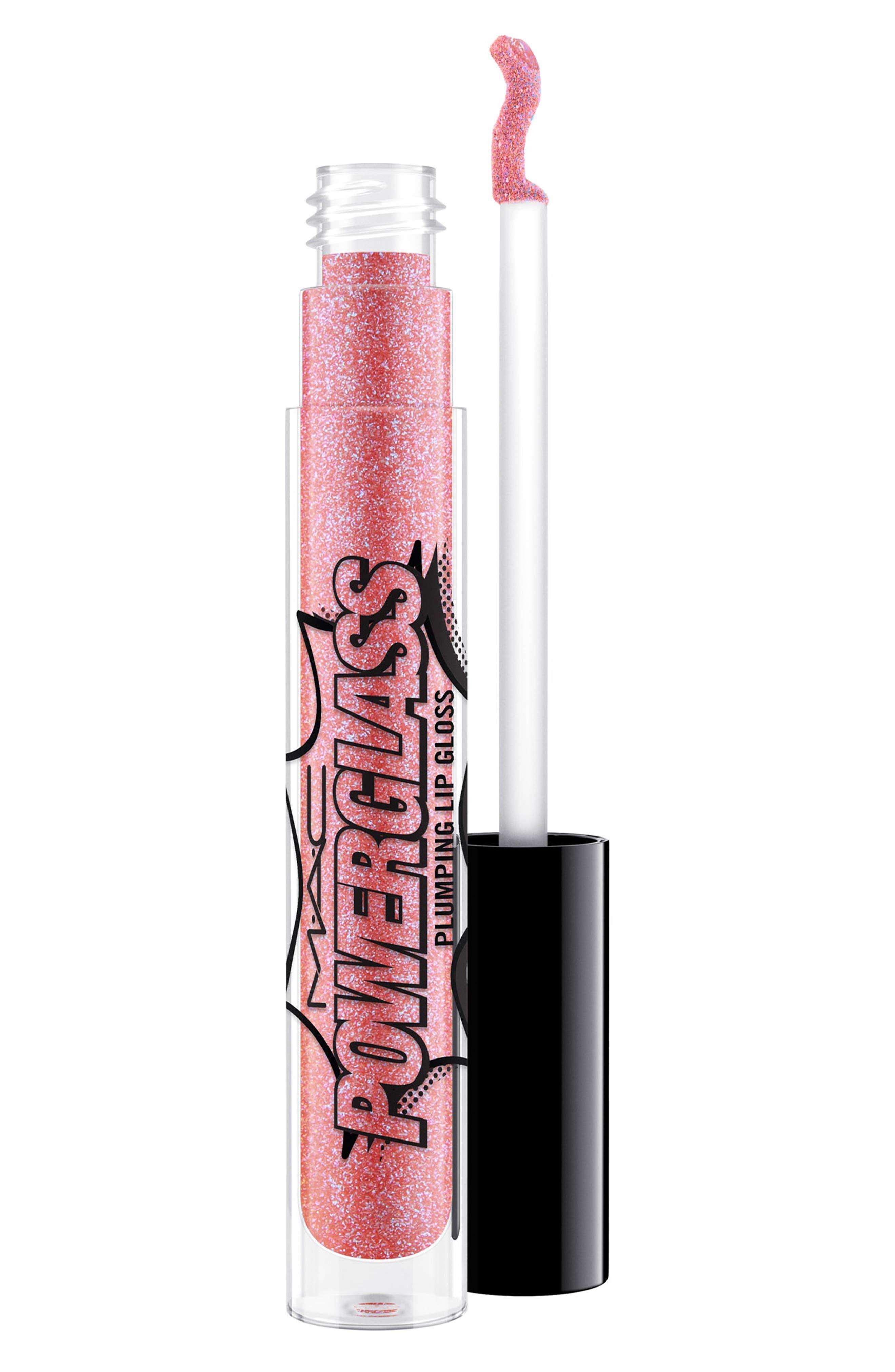 MAC Powerglass Lip Gloss - Comic Book Ending