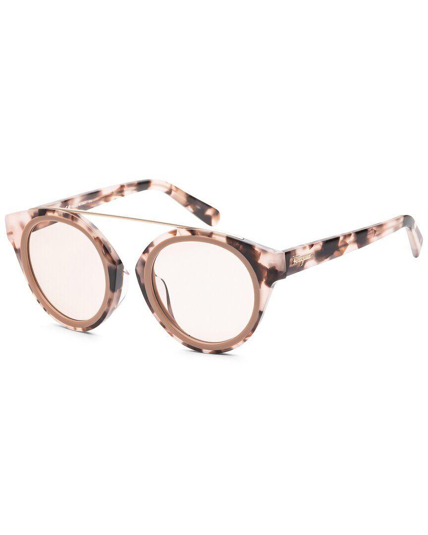 Salvatore Ferragamo Women's Fashion 50mm Sunglasses   - Size: NoSize
