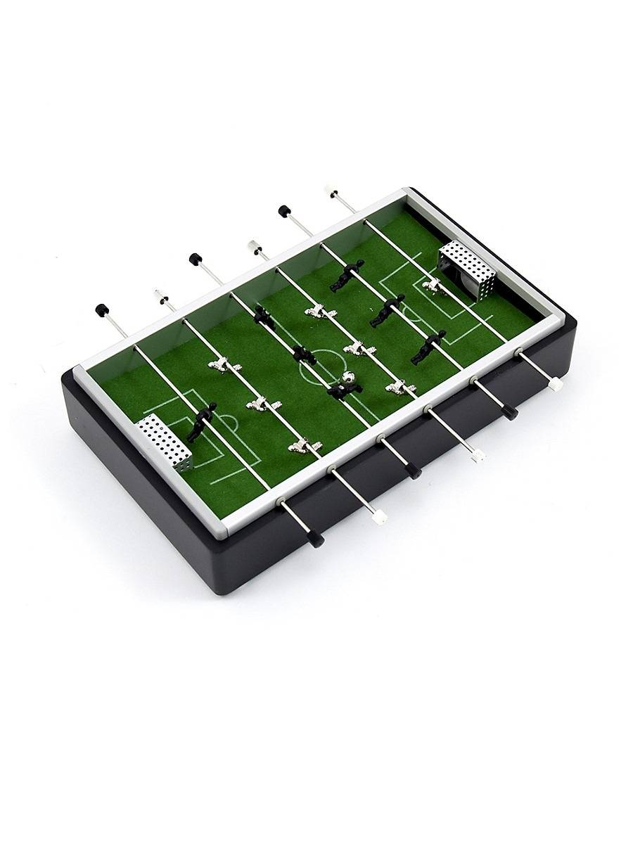 Bey-Berk Foosball Game Set  Mahogany  unisex  size:one-size