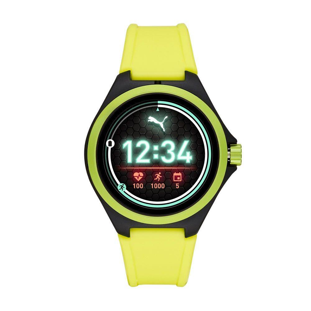 Smartwatch  - Yellow - Men - Size: OSFA
