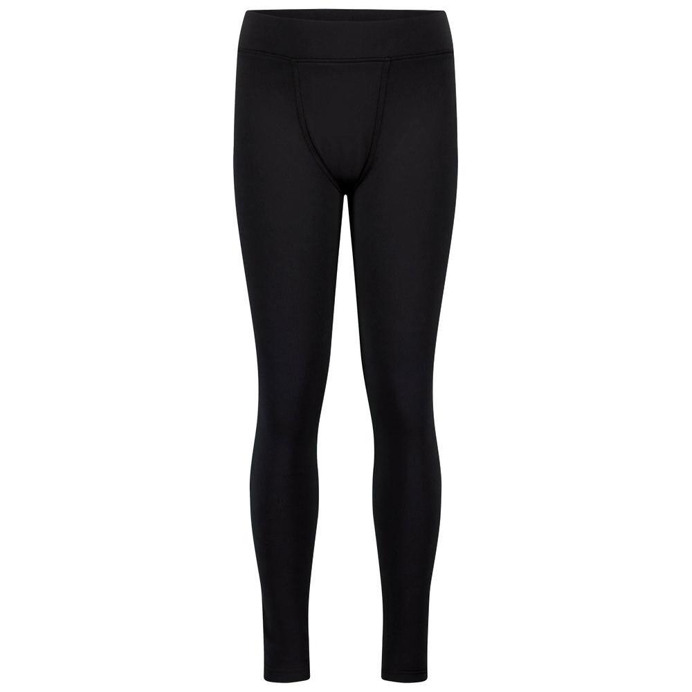 Kids Base Layer 2.0 Legging Black Pants S-Regular