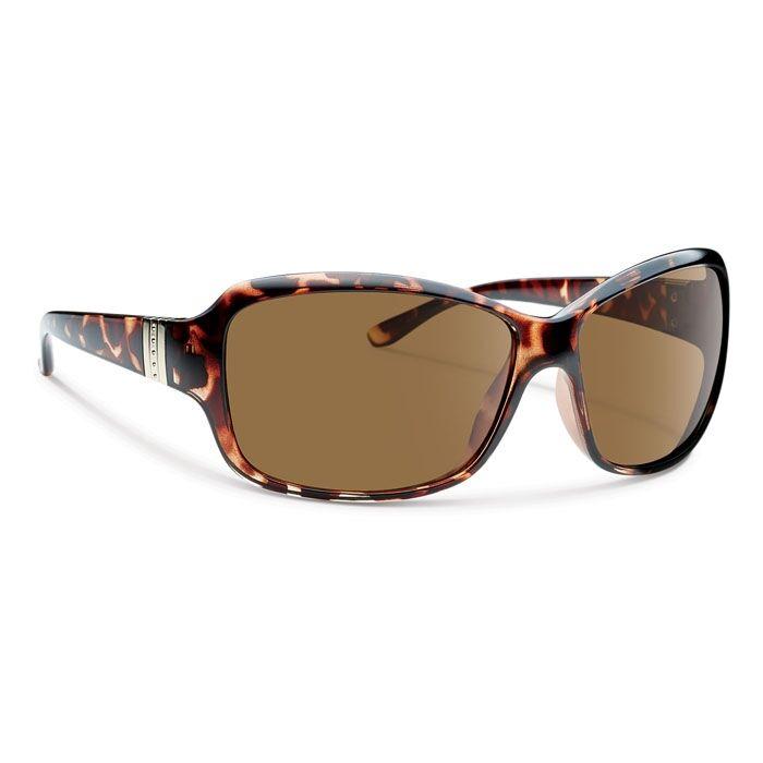 Forecast Women's Valencia Fashion Sunglasses  - Tortoise - Size: One Size