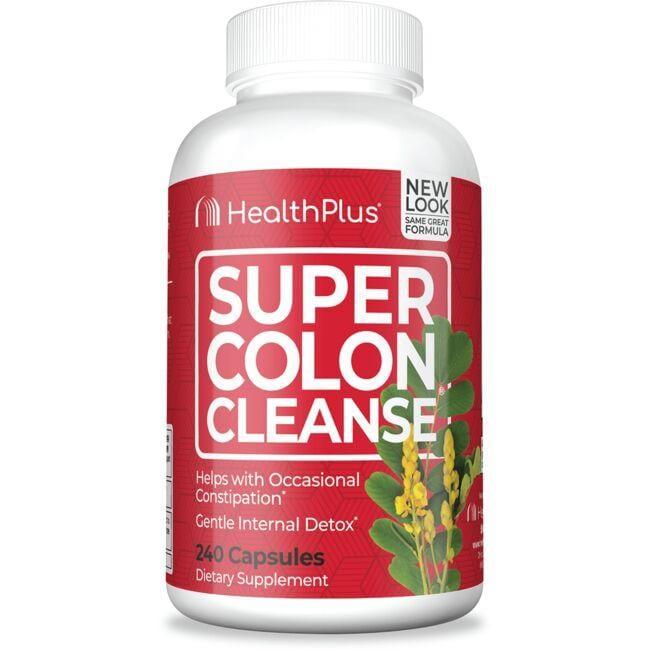 Health Plus Super Colon Cleanse 240 Caps