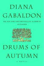 Dell Drums of Autumn by Diana Gabaldon
