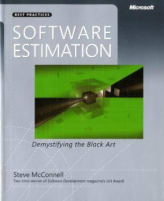 Microsoft Software Estimation by Steve McConnell