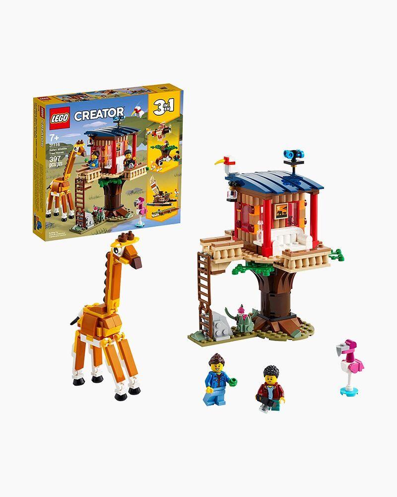 Toys LEGO Creator Safari Wildlife Tree House