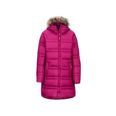 Marmot Girls Clothing Montreaux 2.0 Coat - Girl's Purple Berry Medium 791406640M Model: 79140-6640-M