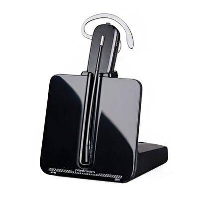 Plantronics CS540 Mono Wireless Headset With DECT 6.0 Technology And Wireless Noise-Canceling Mic