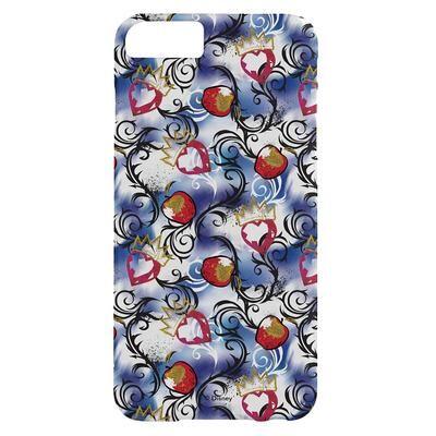 Disney Descendants 2 Evie Apple Pattern iPhone 7/6/6S Plus Case Customizable - Official shopDisney