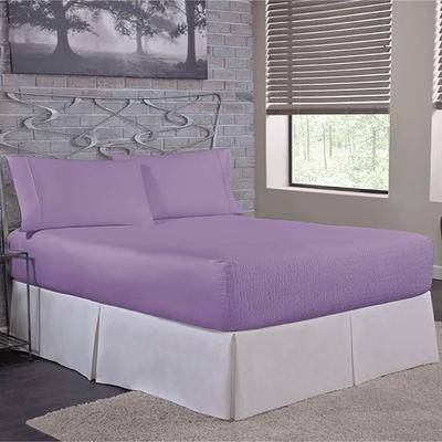 Jlj Home Furnishings Llc Bed Tite Cotton Sheet Set, Full / Double, Chestnut