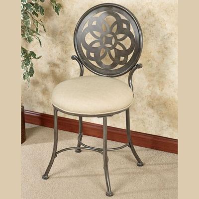 Hillsdale Furniture Llc Marsala Vanity Chair Vanilla , Vanilla