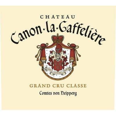 Canon Chateau Canon La Gaffeliere (1.5 Liter Futures Pre-Sale) 2020 Red Wine - France - Bordeaux
