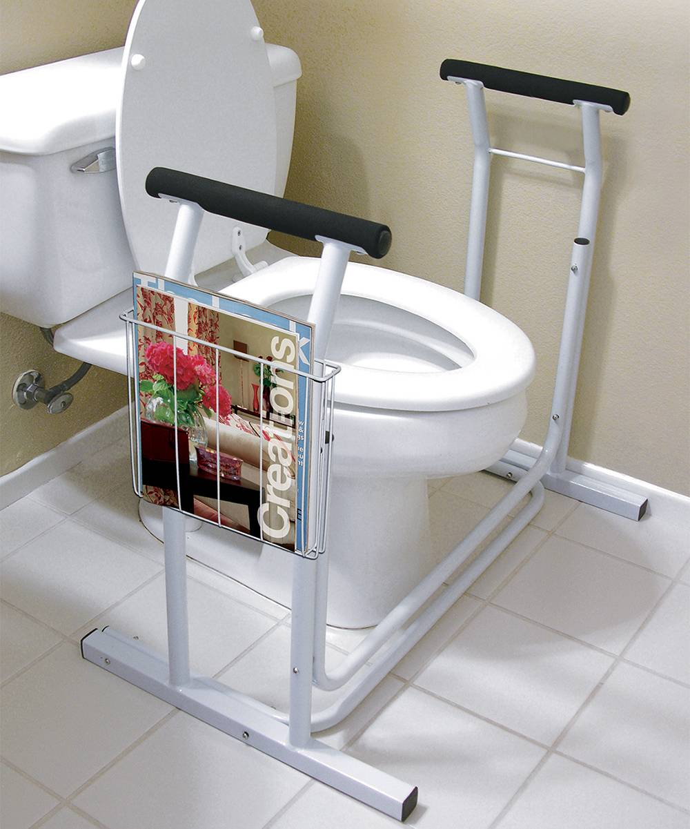 North American Health + Wellness Toilet Aids - Toilet Safety Support