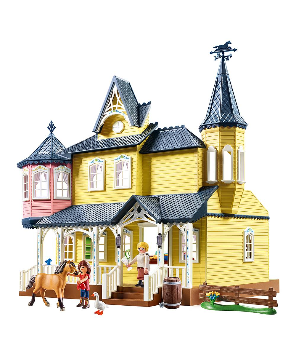 Toy Block Sets - Lucky's Happy Home Set