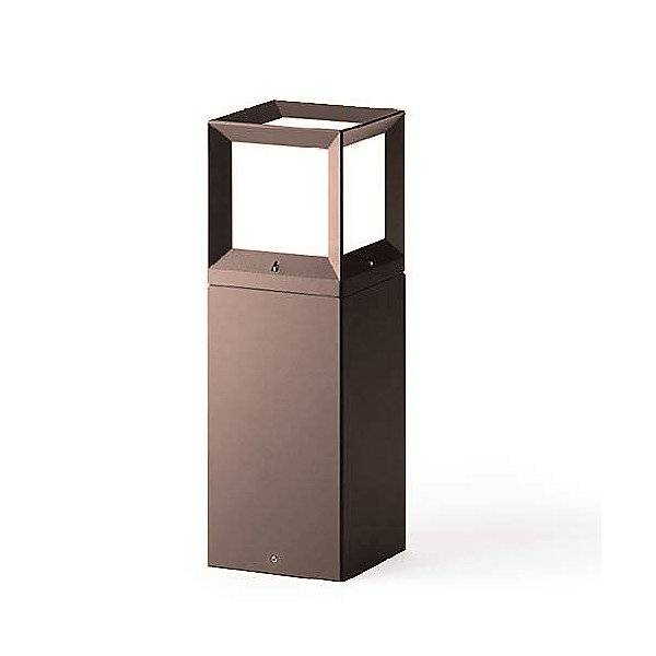 Home & Garden LED Pathway Bollard Light by BEGA - Color: Bronze - Finish: Matte - (77330-BRZ)