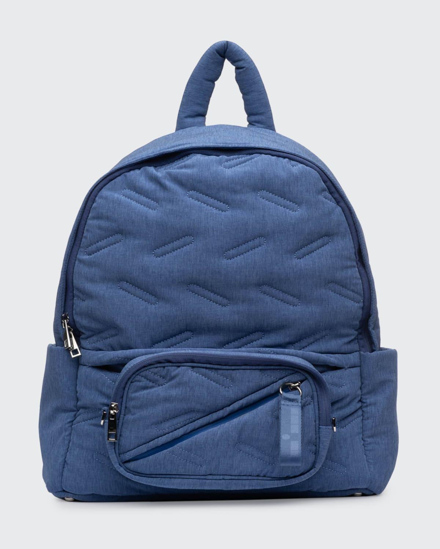Maya Backpack  - DENIM - DENIM