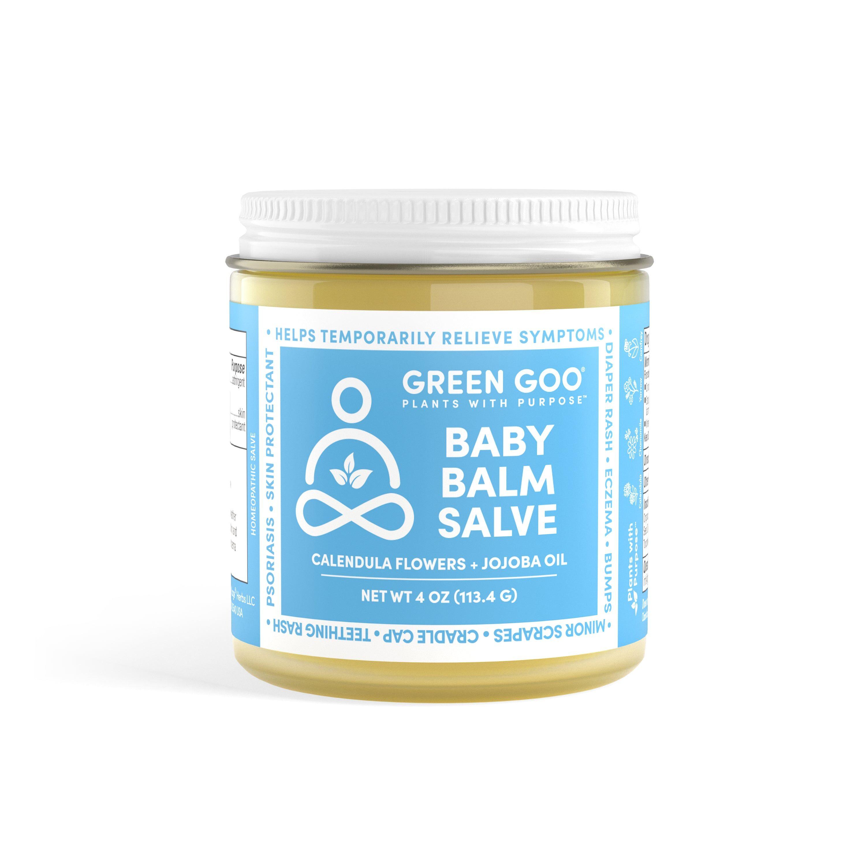 Baby Moisturizer: Baby Balm, 4 oz. Jar
