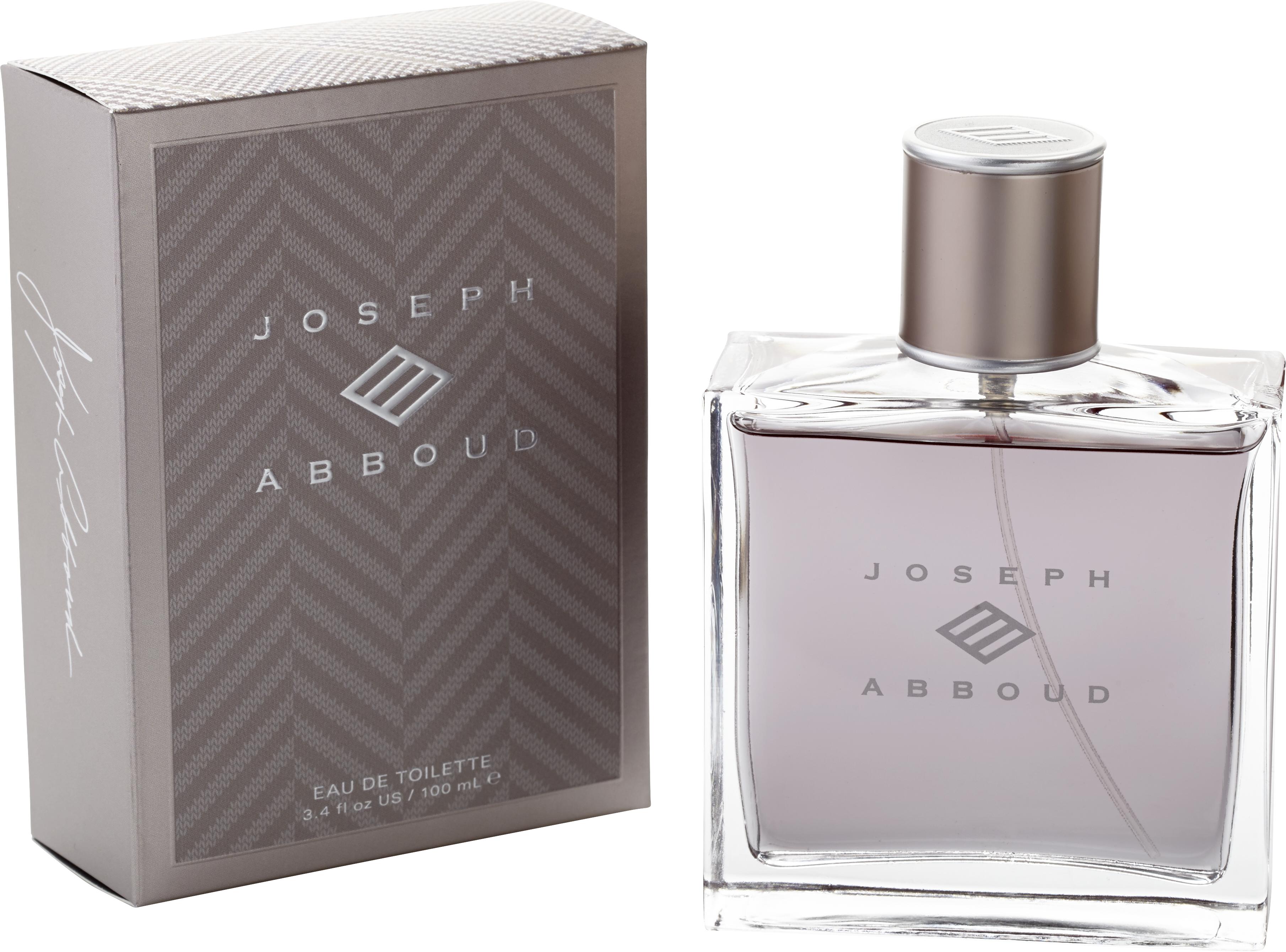 JOS A. Bank Men's Joseph Abboud Fragrance, 3.4 fl. oz, No Color, Misc