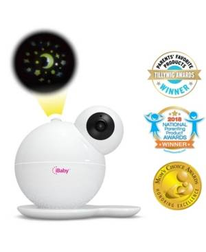 iBaby Care M7 Smart Total Baby Care System w/ Built- in Moonlight Soother - White