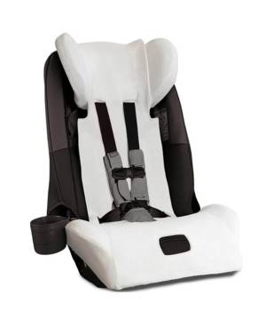 Car Seat Summer Cover - White - Size: ONE SIZE