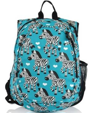 Obersee Backpack with Insulated Cooler - Unisex - Aqua - Size: No Size