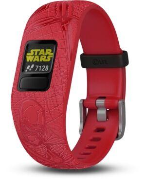 Kid's vivofit jr. 2 Star Wars Silicone Strap Touchscreen Smart Watch 43mm Gift Set - Girls - Orange/