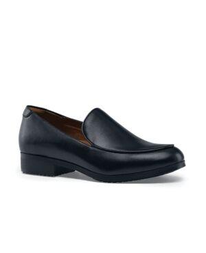 Shoes For Crews Riley, Women Slip Resistant Dress Shoe Women's Shoes - Women - Black - Size: 10M