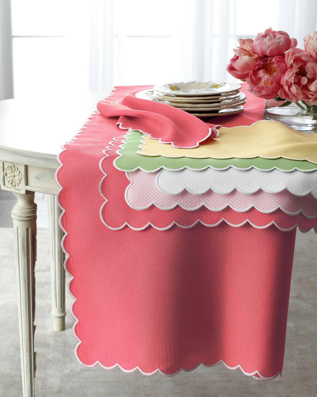 Savannah Gardens Tablecloth, 120