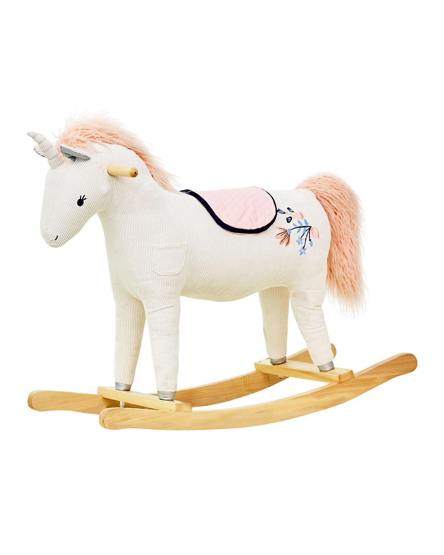 Toy Unicorn Rocker - Size: unisex