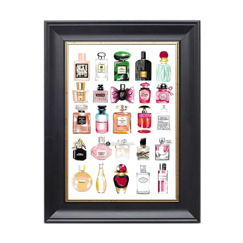 Johanna Fleming Artisanal Silver Fragrance Fine Art Print A2 Johanna Fleming