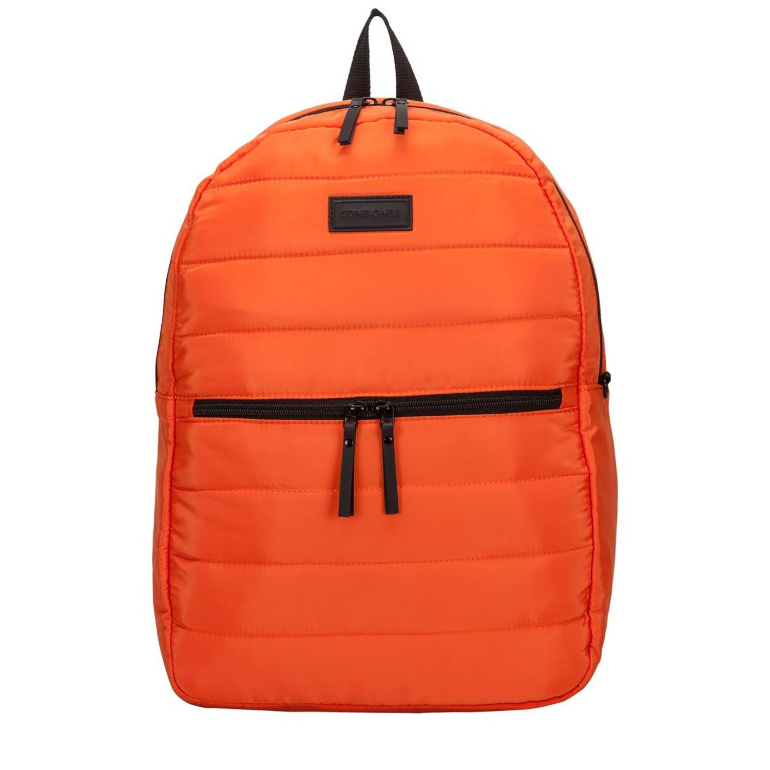 CONSIGNED Orange Reeve Backpack CONSIGNED