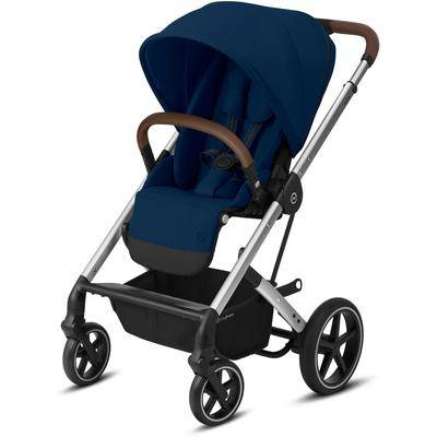 Cybex Balios S Lux Full Size Stroller - Navy Blue